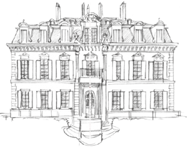 French provincial home design