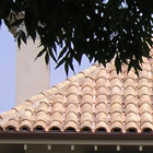 Traditional Under and Over Barrel Tiles