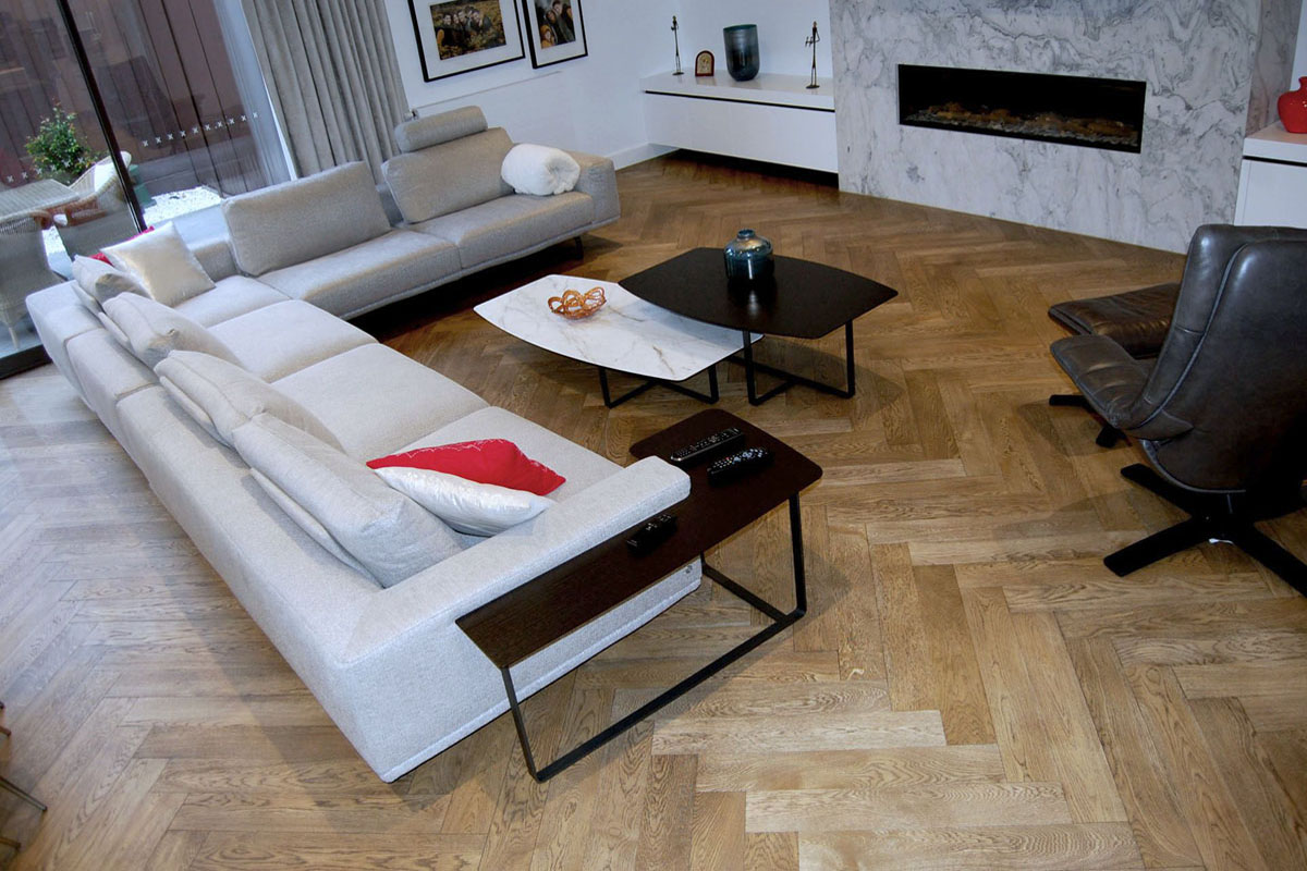 French provincial Herringbone 8