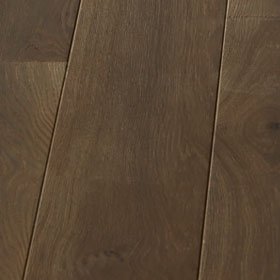 french oak, stony brown finish