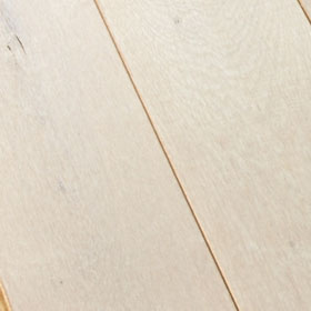 french oak, Azuro white finish
