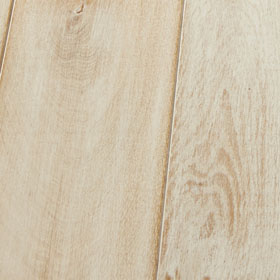 french oak, white coat finish