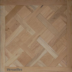 Certified French oak Versailles Panels