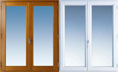 Europe made double glazed casement windows