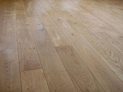 genuine certified French oak floor boards